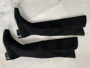 Stuart Weitzman Women's Langdon Over-the-Knee Boots for Sale in Golden Oak, FL