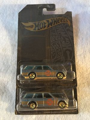 Hot Wheels 71 Datsun 510 Wagon for Sale in Los Angeles, CA