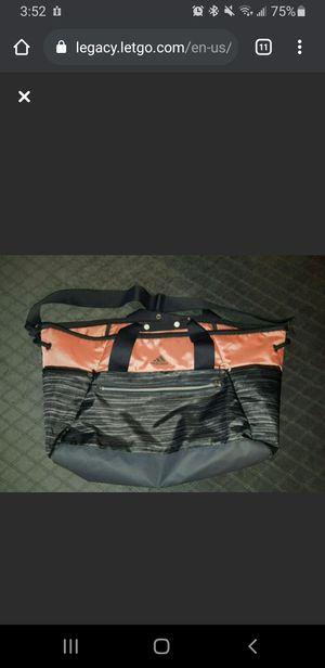Adidas Duffle Bag for Sale in Vineland, NJ
