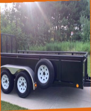 PJ Utility Trailer. $1000.00 for Sale in Columbus, OH