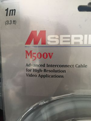 Monster cable new for Sale in Naples, FL
