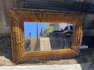 Large wall mirror decor for Sale in Fresno, CA