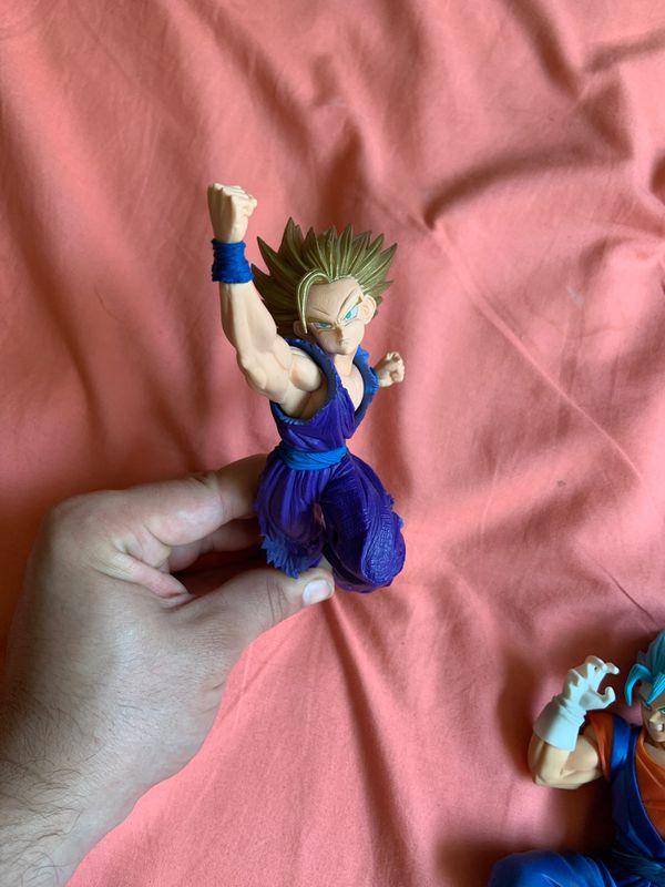 Dragon ball super figures