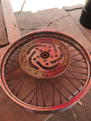 Harley Davidson wheel for Sale in Dundalk, MD