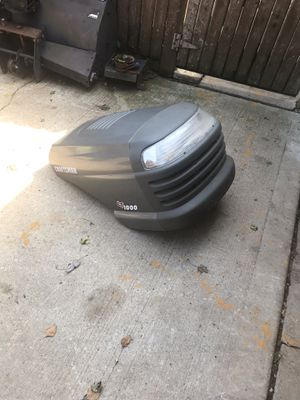 Craftsman lawn tractor parts lt1000 lt2000 for Sale in Bloomingdale, IL