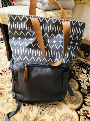 diaper bag backpack for Sale in Spring, TX