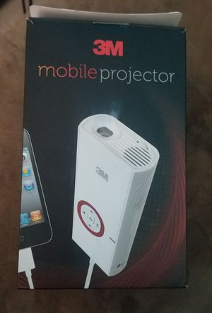 3M mobile projector for Sale in San Diego, CA