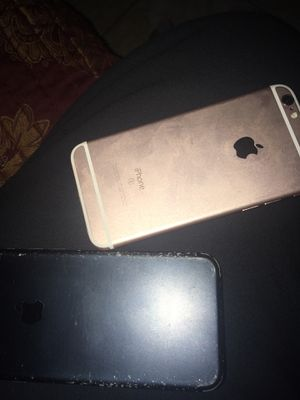 iPhone 7 & 6s ( for parts ) for Sale in Windermere, FL