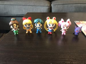 Sailor Moon Mystery Minis for Sale in Austin, TX