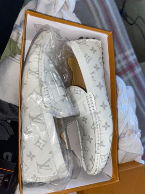 Louis Vuitton loafers men for Sale in Boston, MA
