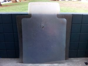 Office Chair Mats for Carpeted Floors for Sale for Sale in San Jose, CA