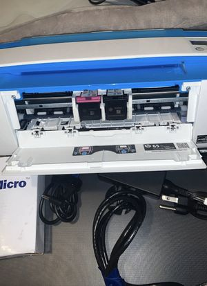 HP laptop & Hp DeskJet 3720 All-in-One p for Sale in Cleveland, OH