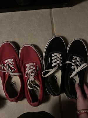 Vans Shoes for Sale in Madera, CA
