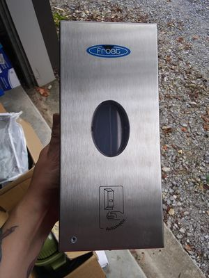 New frost commercial size soap dispenser for Sale in Tullahoma, TN