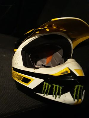 Hjc phase helmet & goggles for Sale in Salt Lake City, UT