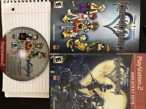 Kingdom Hearts - PS2 for Sale in Atlanta, GA