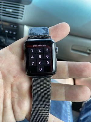 Apple Watch Series 3 42MM Cellular Version for Sale in Renton, WA