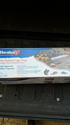 Live animal cage trap for Sale in Fort Mill, SC