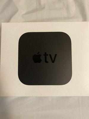 Apple TV 4th gen 32gb HD for Sale in Fresno, CA