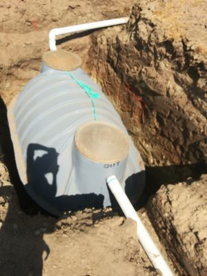 Septic tanks and systems RV or motorhome in the back I do those two septic for Sale in Riverside, CA