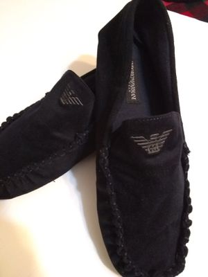 Emporio Armani loafers size 9 for Sale in Las Vegas, NV