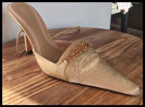 Albert Nipon Designer Lace-Up Heels for Sale in Annandale, VA
