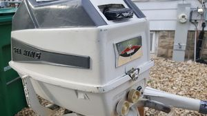 5hp Sea King outboard motor for Sale in Burbank, IL