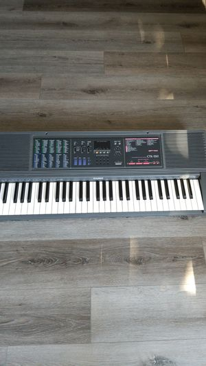 Casio Keyboard for Sale in Los Angeles, CA