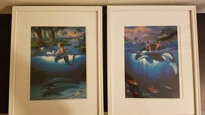 Wyland framed prints for Sale in Fort Leonard Wood, MO