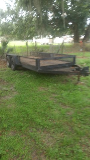 7 by 16 utility trailer for Sale in Lithia, FL