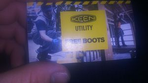 Free Keen boots coupon for Sale in Portland, OR