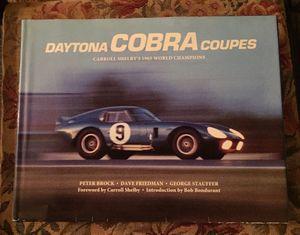 Daytona Cobra Coupe Book rare for Sale in Orange, CA