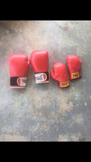 Two sets of gloves for sale for Sale in San Diego, CA
