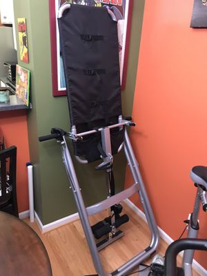 Body Champ Inversion Table for Sale in Chantilly, VA