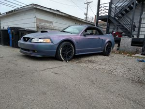 2000 mustang gt trade for Sale in Chicago, IL