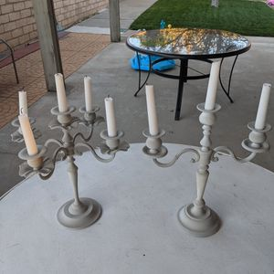 Candelabra for Sale in Rancho Cucamonga, CA
