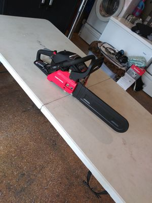 Craftsman gas chainsaw for Sale in Lake Elsinore, CA