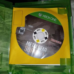 Metal Gear Survive. Xbox One New for Sale in Pacific, WA