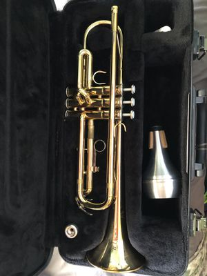 Yamaha Trumpet & Mute for Sale in Hastings, MI
