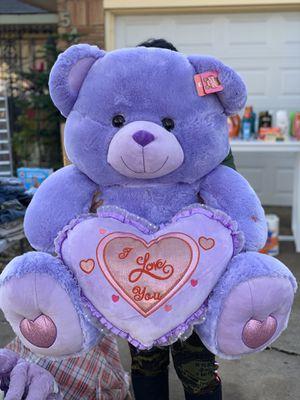 Teddy bear ( Oso de peluche 🧸) for Sale in Houston, TX