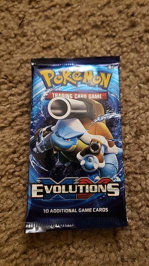 pokemon booster pack for Sale in Midvale, UT