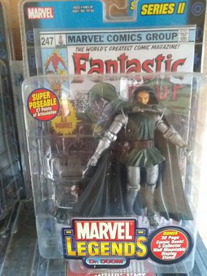 Marvel Legends Dr. Doom for Sale in San Antonio, TX