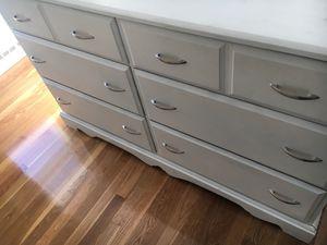 White dresser for Sale in North Attleborough, MA
