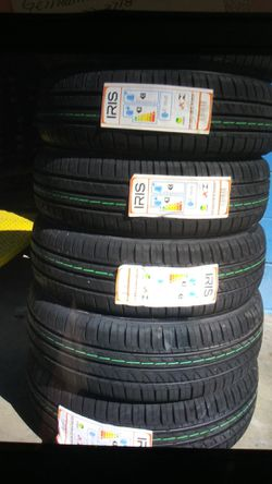 Set4 tires 195 65 15 instaled balance total price ELMOFLES for Sale in City of Industry,  CA