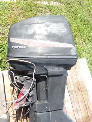 125 HP MERCURY FORCE $500 for Sale in Tampa, FL