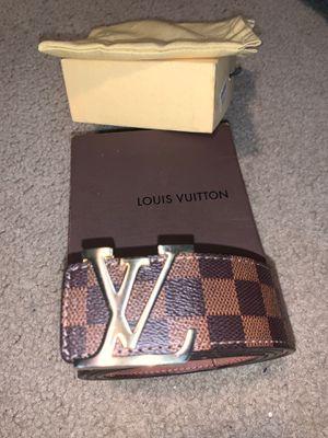 Louis Vuitton belt for Sale in Wylie, TX