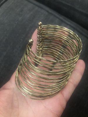 Goldtone bracelet for Sale in San Lorenzo, CA