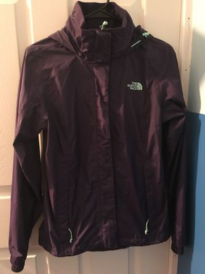 Juniors North Face Rain jacket size small for Sale in MONTGOMRY VLG, MD