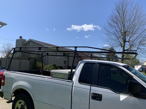 Heavy Duty Truck/ladder rack for full size truck with 8ft for Sale in Lexington, KY