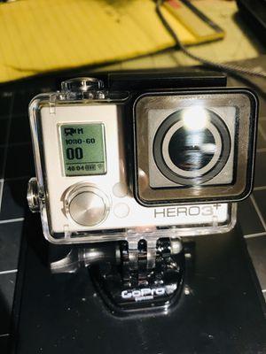 GoPro 3+ -Excellent Digital Action Camera for Sale in Yorktown, VA
